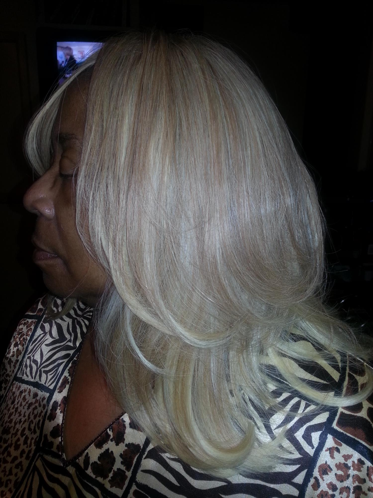 Mohawk Sew In Weave Images | Crazy Gallery