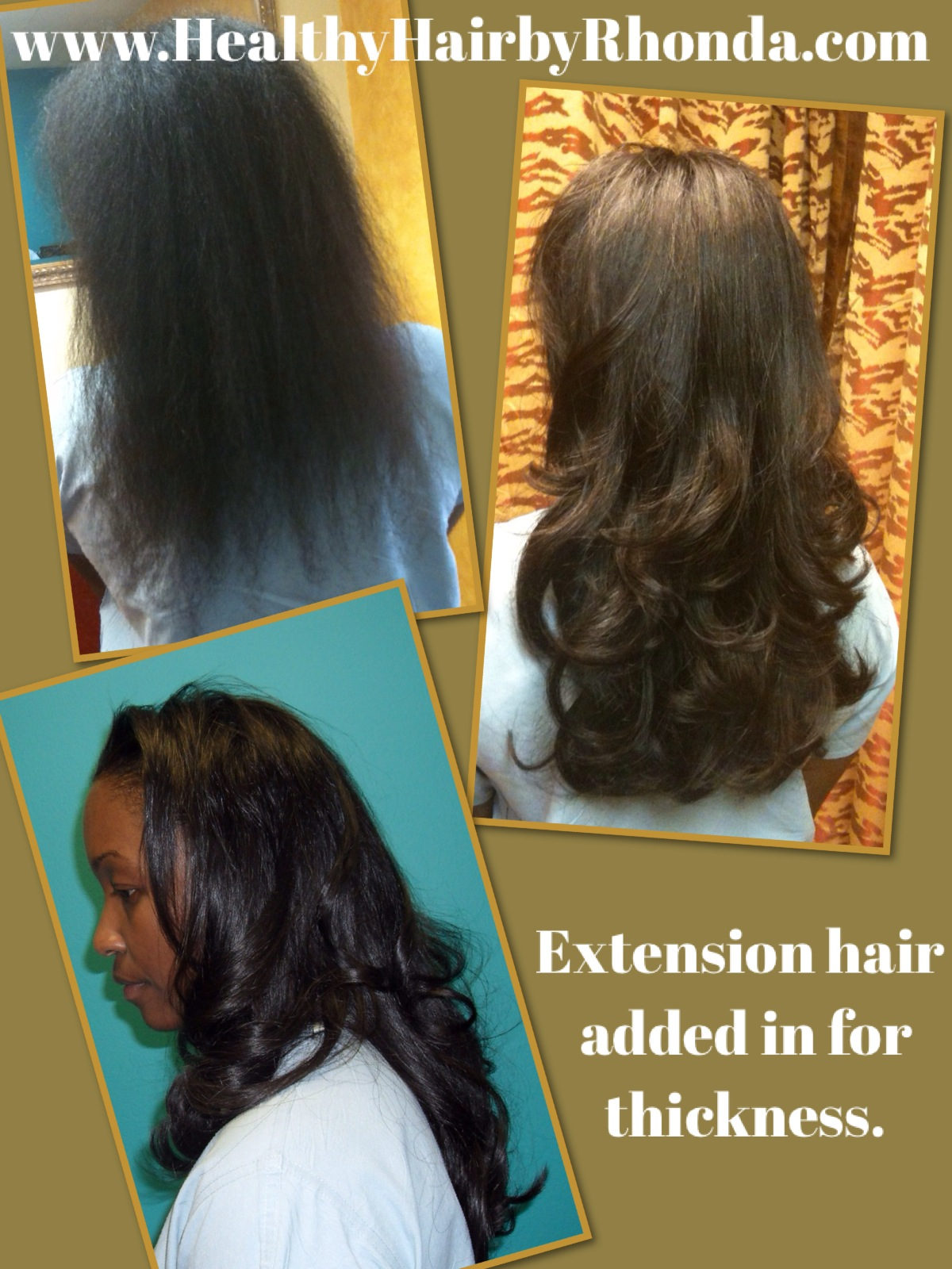 Healthy Hair By Rhonda