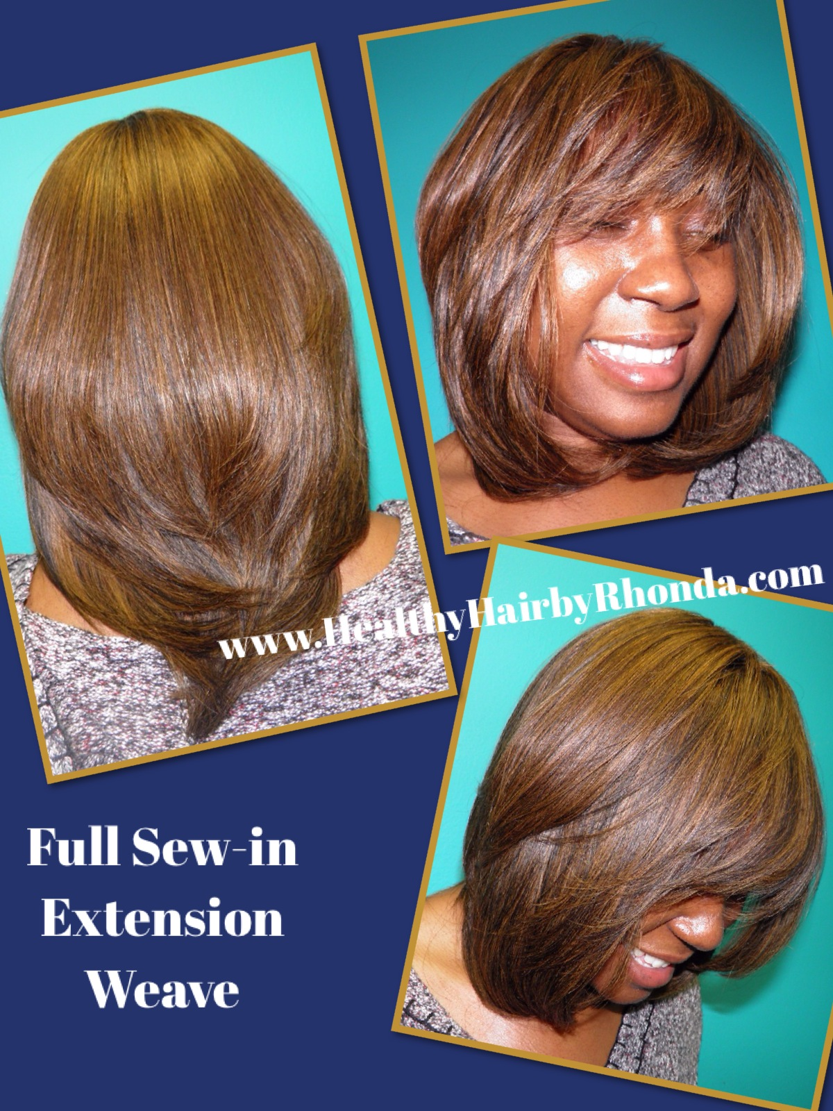 Healthy Hair By Rhonda