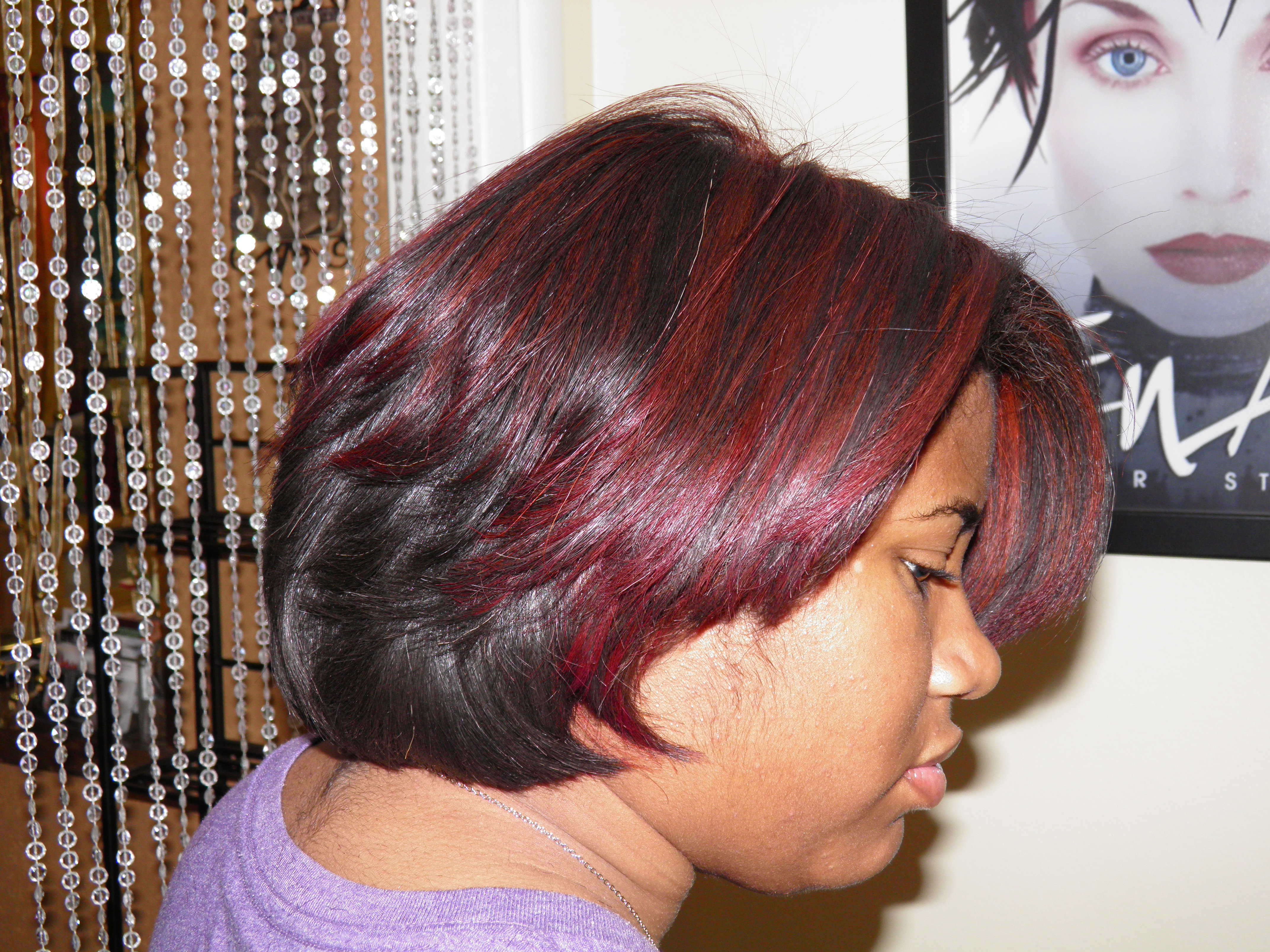 Healthy Hair By Rhonda - Creative hairstyle color